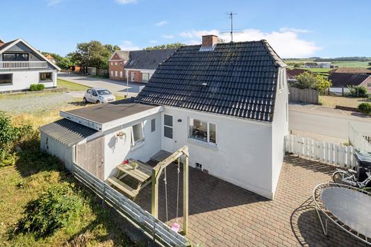 Villa på Bybakken i Hanstholm - Ejendom 1