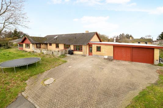 Villa på Skippergade i Vesløs - Ejendom 1