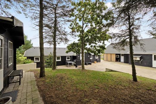 Villa på Hamborgvej i Hanstholm - Ejendommen