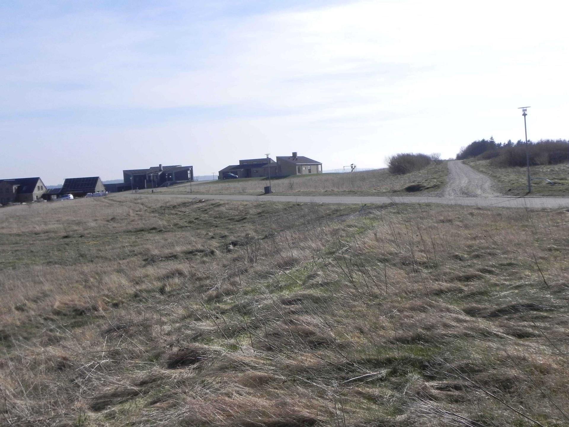 Helårsgrund på Brunbjerg Skrænt i Hanstholm - Grund