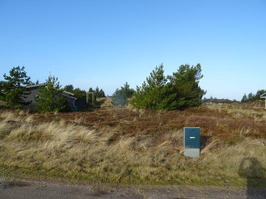 Fritidsgrund på Lars Badskjærs Sti i Thisted - Grund