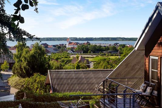 Villa på Vanddalen i Roslev - Udsigt