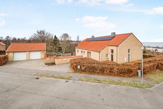 Villa på Visdal i Roslev - Ejendom 1