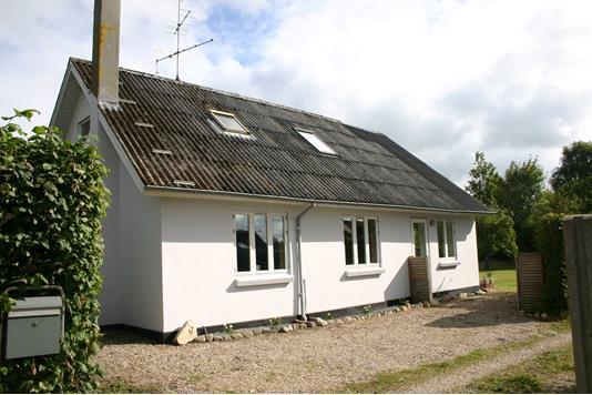 Villa på Melgaards Alle i Nykøbing M - Ejendommen