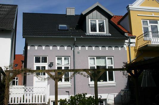 Rækkehus på Grønnegade i Nykøbing M - Ejendommen