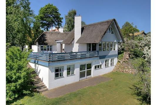 Villa på Lyngbjergvej i Nykøbing M - Ejendommen
