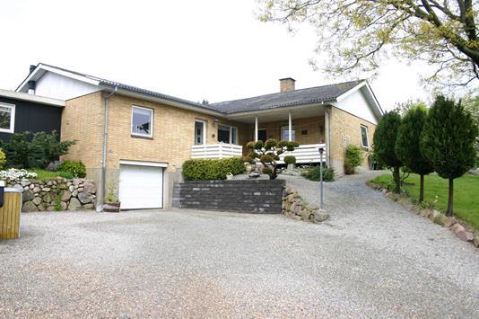 Villa på Rughøj i Nykøbing M - Ejendommen