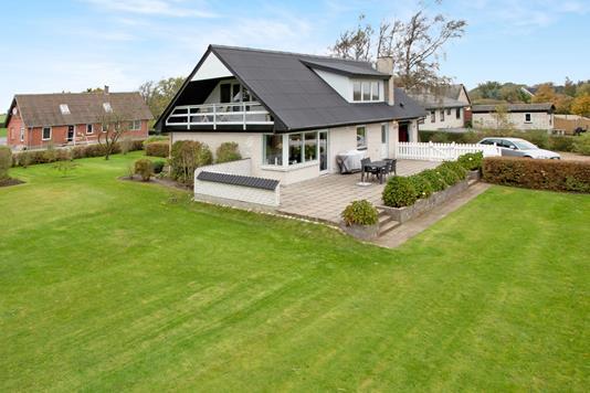 Villa på Dråbystræde i Nykøbing M - Ejendommen