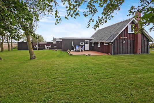 Villa på Byvej i Nykøbing M - Ejendommen