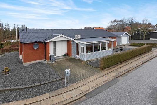 Villa på Bogfinkevej i Nykøbing M - Ejendommen