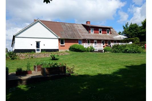 Villa på Nørre Dråbyvej i Nykøbing M - Ejendommen