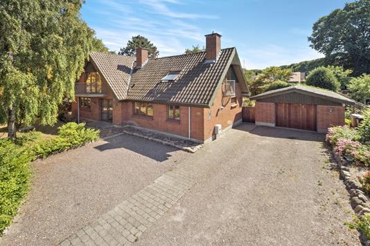 Villa på Fasanvej i Nykøbing M - Ejendom 1