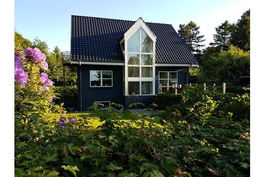 Villa på Skrænten i Nykøbing M - Ejendommen