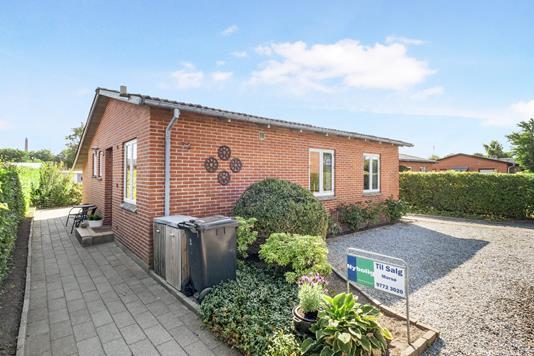 Villa på N. Quistgaards Gade i Nykøbing M - Ejendommen