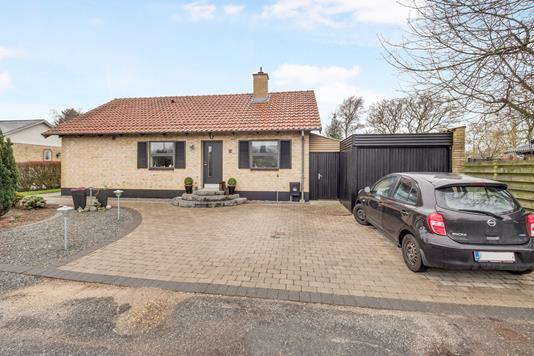 Villa på Vinkelvej i Nykøbing M - Ejendom 1