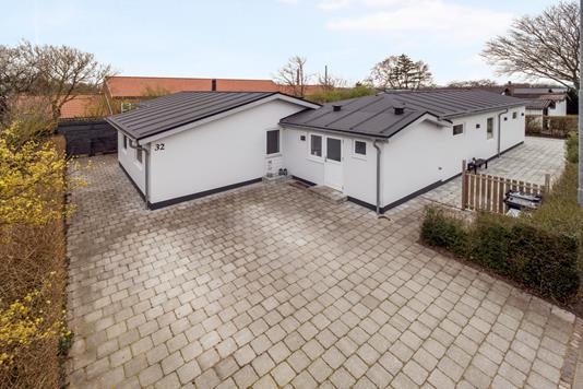 Villa på Grøndalsvej i Nykøbing M - Ejendom 1