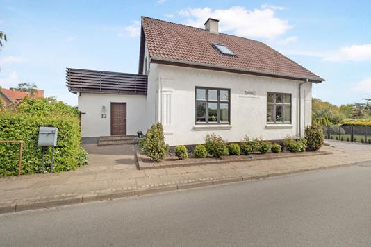 Villa på Fredensvej i Nykøbing M - Ejendom 1