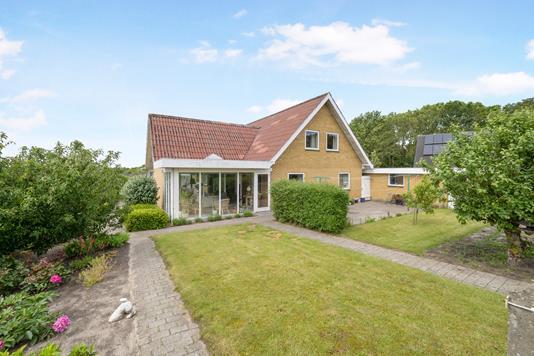 Villa på Parkvænget i Nykøbing M - Ejendom 1