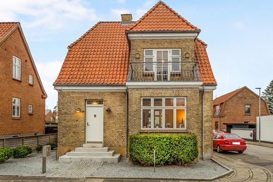Villa på Klingenbergsgade i Nykøbing M - Ejendommen
