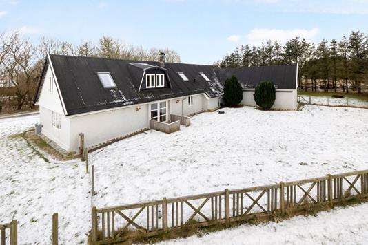 Villa på Enghaven i Nykøbing M - Ejendommen