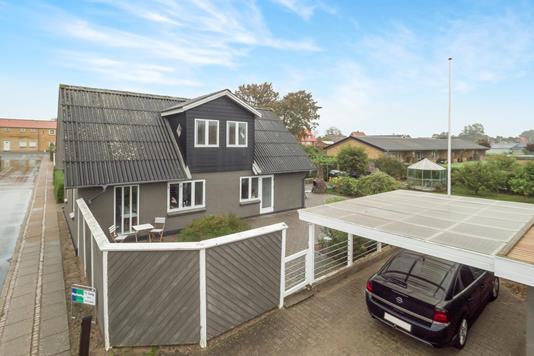 Villa på Søndervej i Erslev - Ejendom 1
