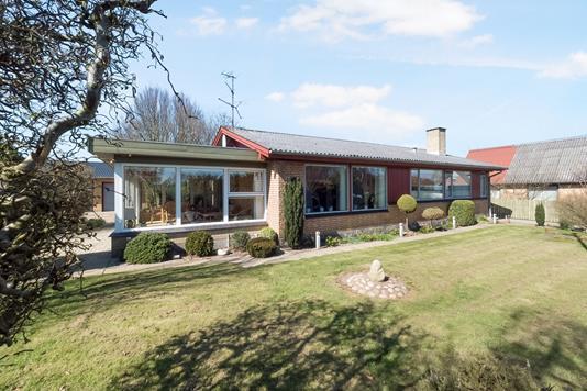 Villa på Fjordkær i Erslev - Ejendom 1