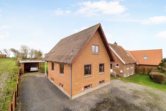 Villa på Sundbyvej i Erslev - Ejendom 1
