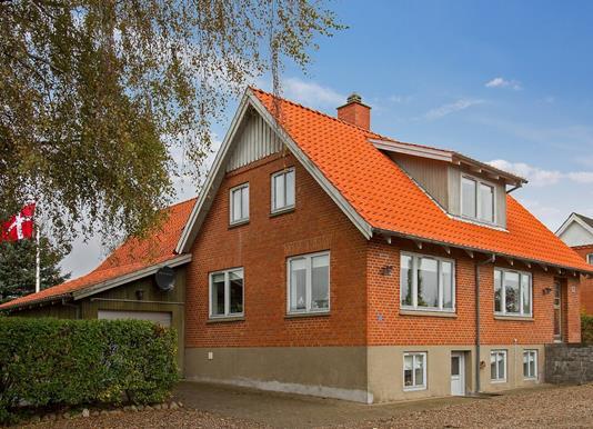 Villa på Gammel Møllevej i Redsted M - Andet