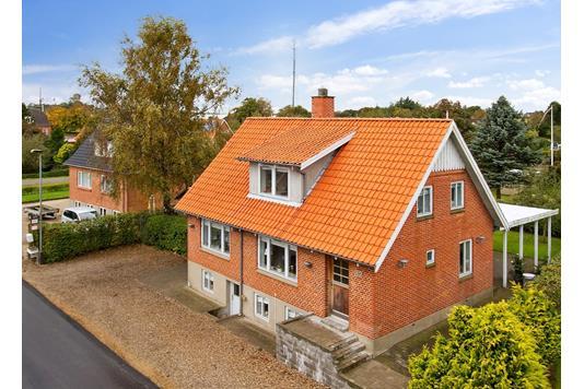 Villa på Gammel Møllevej i Redsted M - Ejendommen