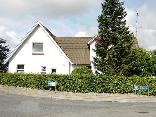 Villa på Havnevej i Øster Assels - Facade