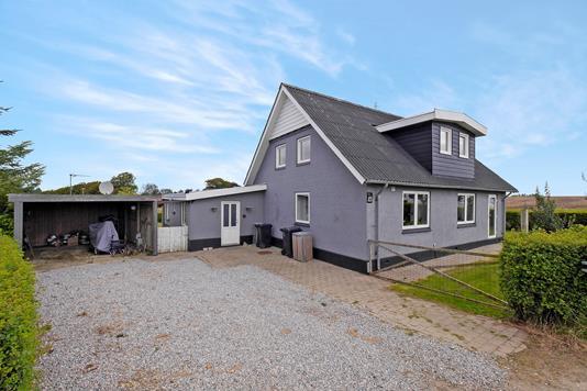 Villa på Gammel Færgevej i Øster Assels - Ejendommen