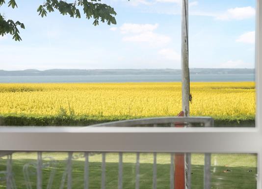 Villa på Rolighedsvej i Øster Assels - Udsigt