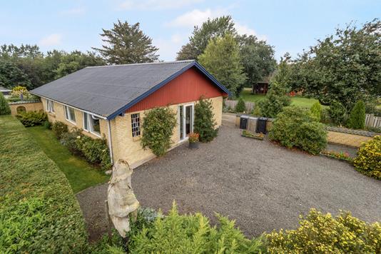 Villa på Havnevej i Øster Assels - Ejendom 1