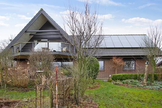 Villa på Korsbakken i Tjele - Andet