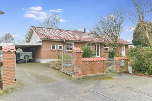 Villa på Gotlandsvej i Viborg - Ejendommen