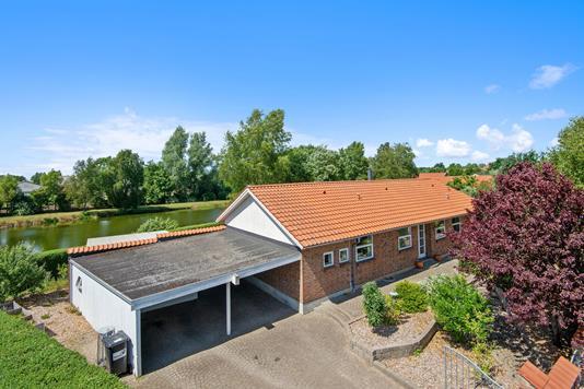 Villa på Gotlandsvej i Viborg - Mastefoto