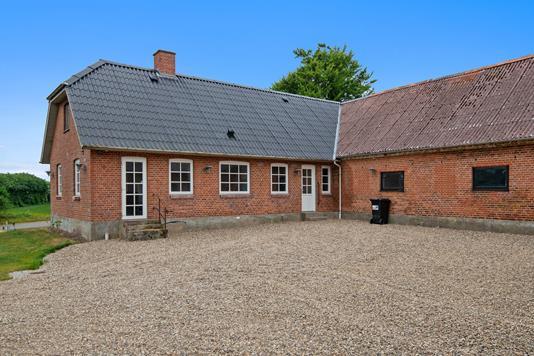 Villa på Sødalvej i Tjele - Ejendommen
