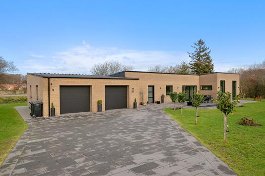 Villa på Bjergsnæs Mose i Viborg - Ejendom 1