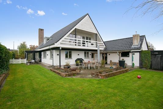Villa på Solsortvej i Viborg - Ejendommen
