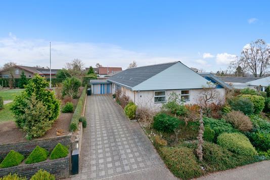 Villa på Grævlinghøjen i Viborg - Mastefoto
