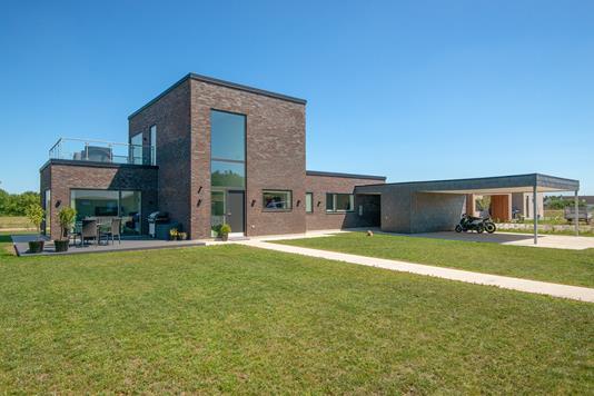 Villa på Arnbjerg Fælled i Viborg - Ejendommen