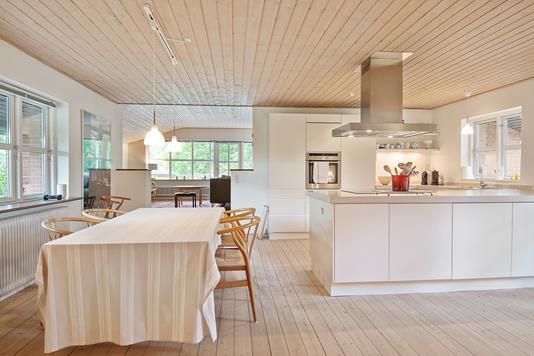 Villa på Bytoftevej i Viborg - Alrum