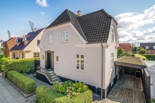 Villa på Birkevej i Viborg - Ejendommen