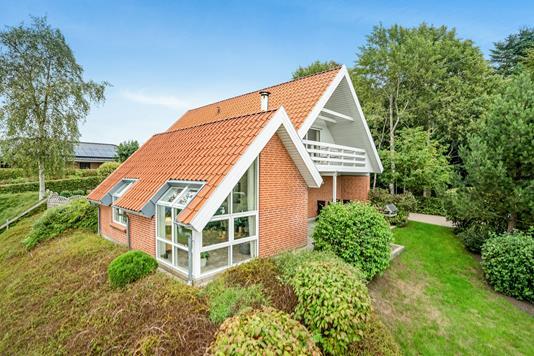 Villa på Røddingvej i Viborg - Ejendommen