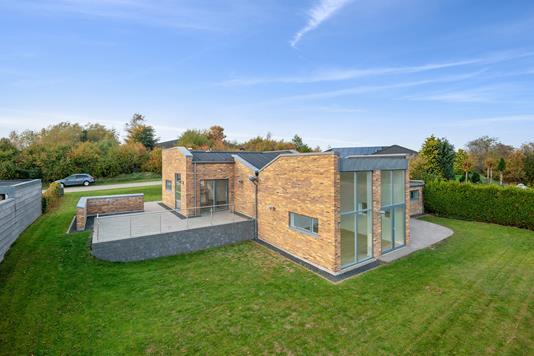 Villa på Skaldehøjvej i Viborg - Mastefoto