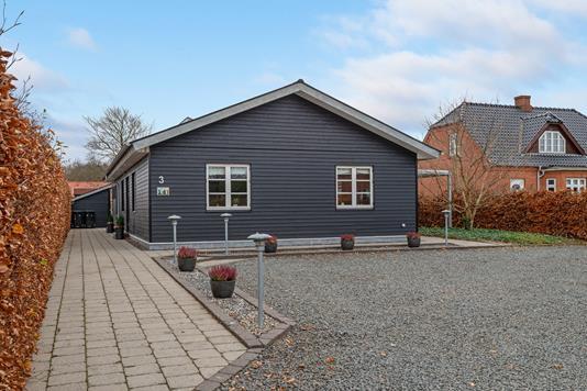 Villa på Østergade i Løgstrup - Ejendom 1