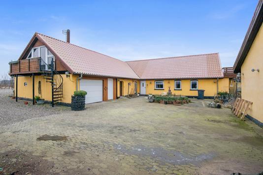 Villa på Løgstørvej i Skals - Ejendom 1