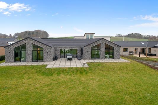 Villa på Tapdrupvænget i Viborg - Mastefoto