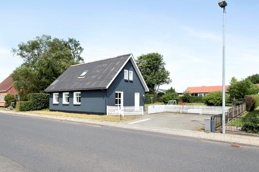 Villa på Vestergade i Møldrup - Ejendom 1