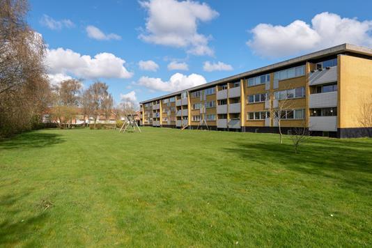Ejerlejlighed på Falkevej i Viborg - Område
